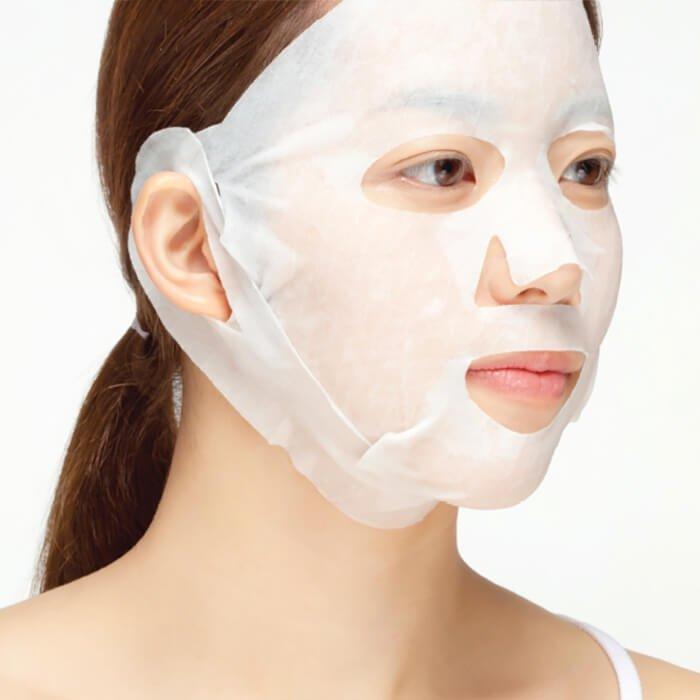 Тканевая маска J&G Gold Snail Pore Care & Moisturizing 24K Gold Mask