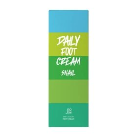 Крем для ног J:ON Daily Foot Cream Snail