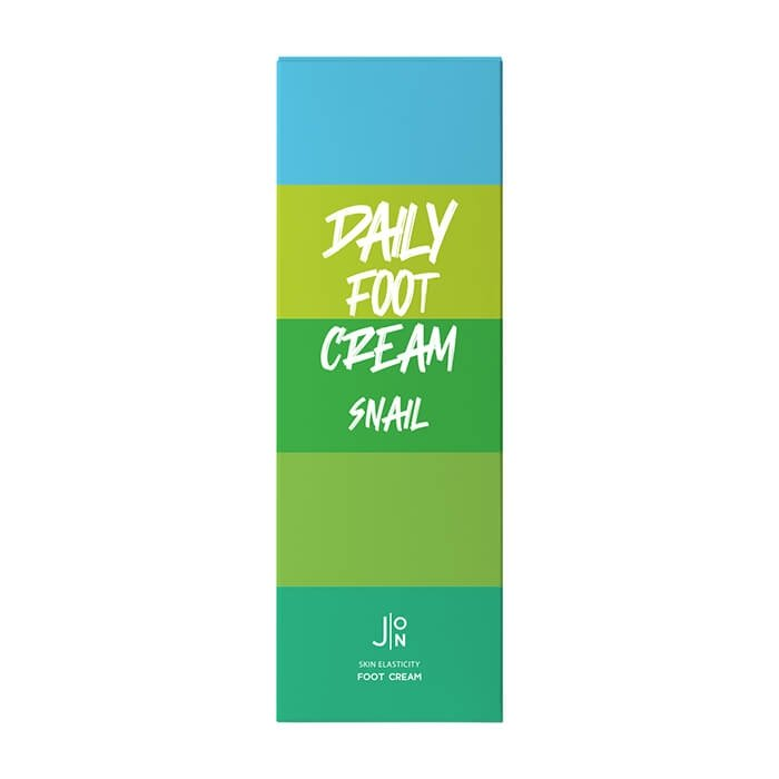 Крем для ног J:ON Daily Foot Cream Snail