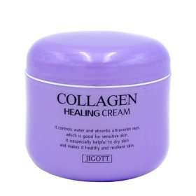 Крем для лица Jigott Collagen Healing Cream