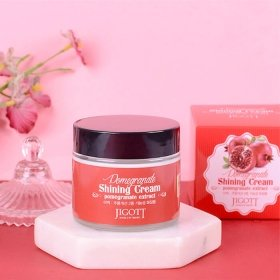 Крем для лица Jigott Pomegranate Shining Cream