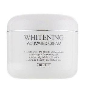 Крем для лица Jigott Whitening Activated Cream