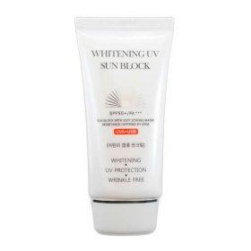 Солнцезащитный крем Jigott Whitening UV Sun Block Cream