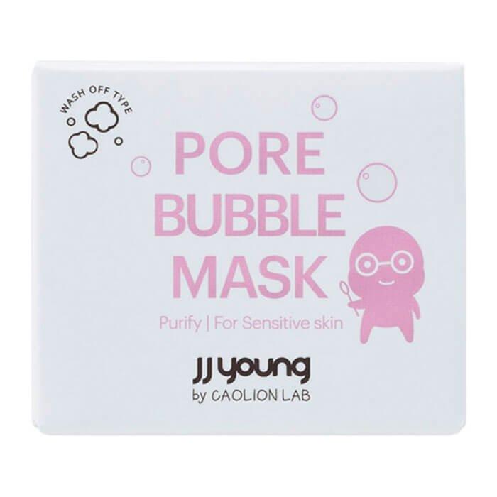 Кислородная маска JJ Young Pore Bubble Mask