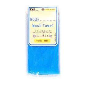 Мочалка для душа Kai Wash Towel Pastel Blue