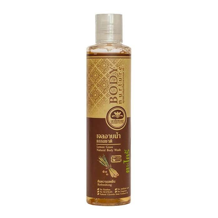 Гель для душа Khaokho Talaypu Lemongrass Natural Body Wash