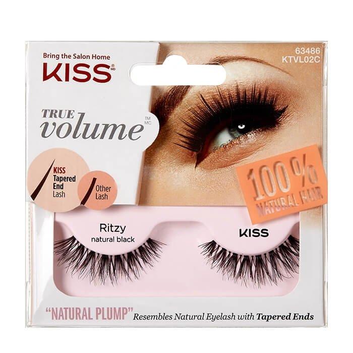 Накладные ресницы Kiss True Volume Lash Ritzy (KTVL02C)