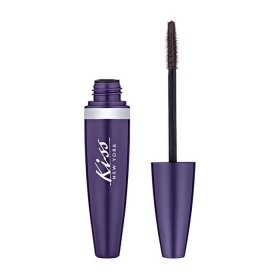 Тушь для ресниц Kiss IEnvy Mascara Clamshell Dark Brown