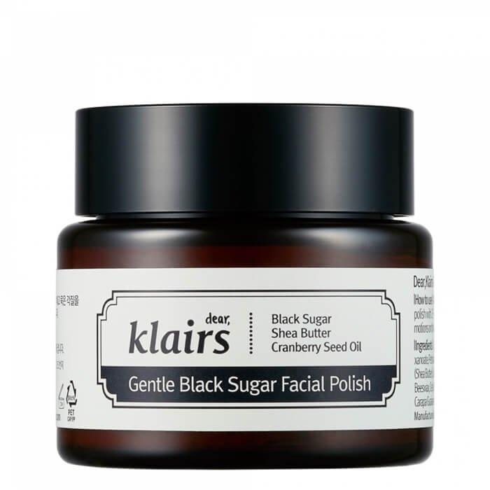 Скраб для лица Klairs Gentle Black Sugar Facial Polish