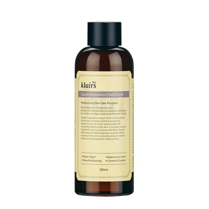 Тоник для лица Klairs Supple Preparation Toner