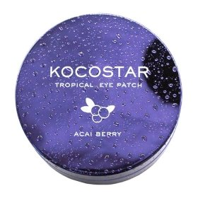 Гидрогелевые патчи Kocostar Tropical Eye Patch Acai Berry
