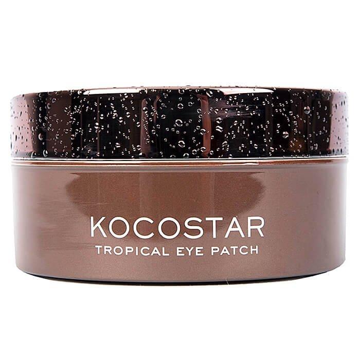 Гидрогелевые патчи Kocostar Tropical Eye Patch Coconut