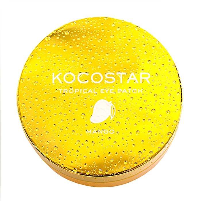 Гидрогелевые патчи Kocostar Tropical Eye Patch Mango
