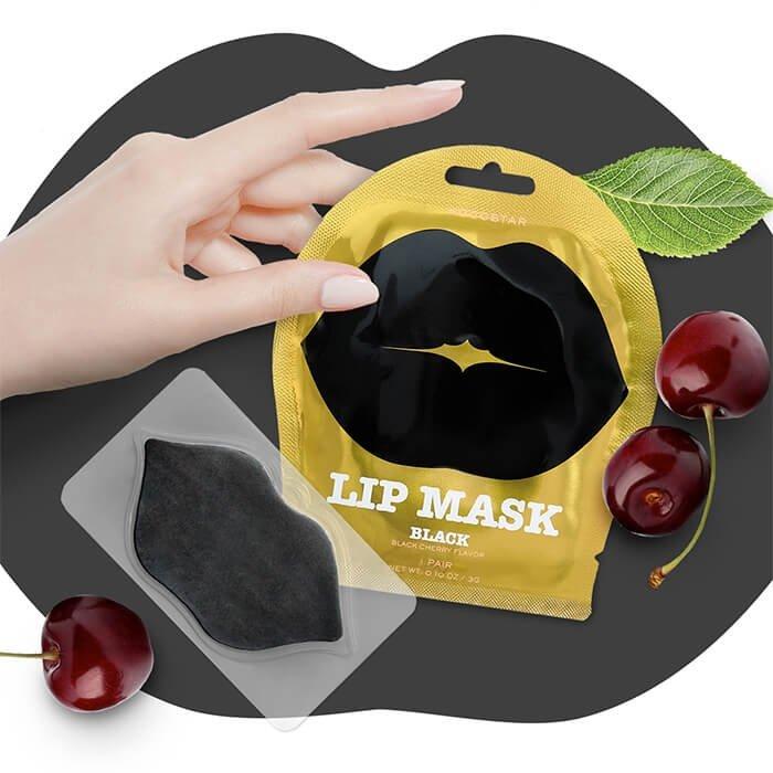 Маска для губ Kocostar Black Cherry Lip Mask