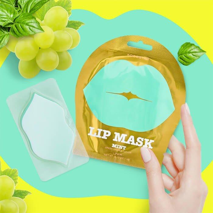 Маска для губ Kocostar Mint Lip Mask