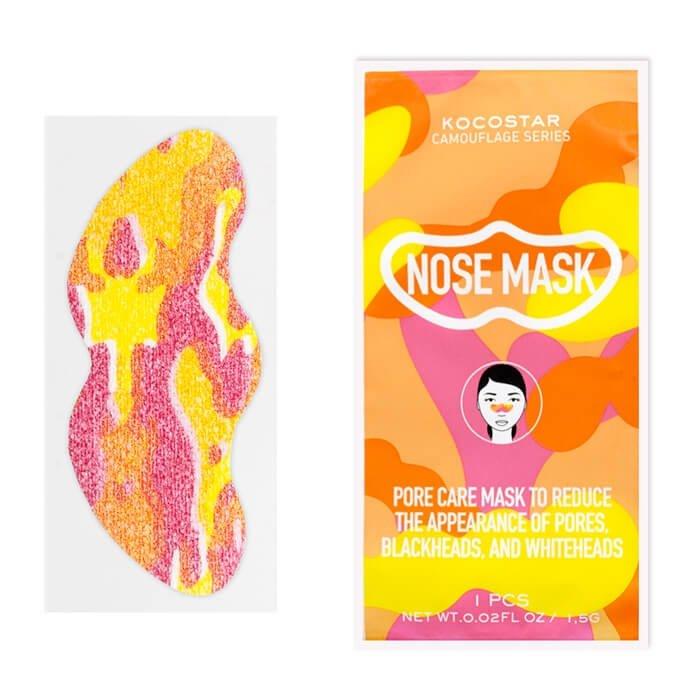 Маска для носа Kocostar Camouflage Nose Mask