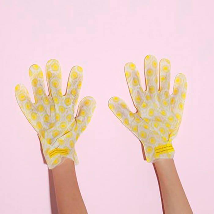 Маска для рук Kocostar Hand Moisture Pack Yellow