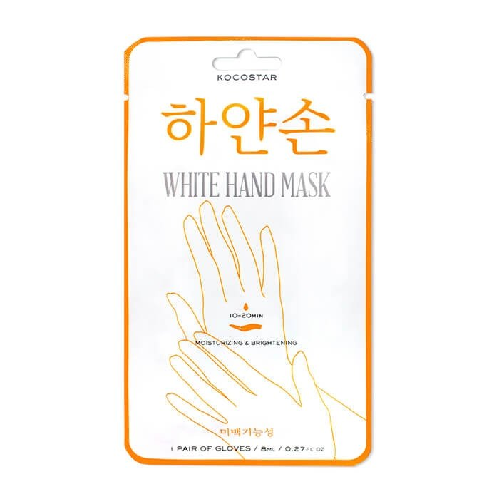 Маска для рук Kocostar White Hand Mask