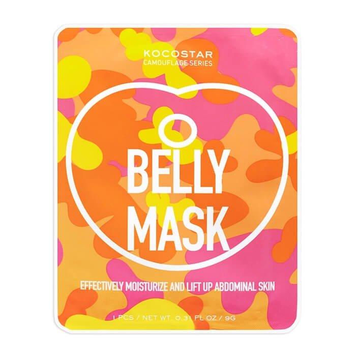 Маска для живота Kocostar Camouflage Belly Mask