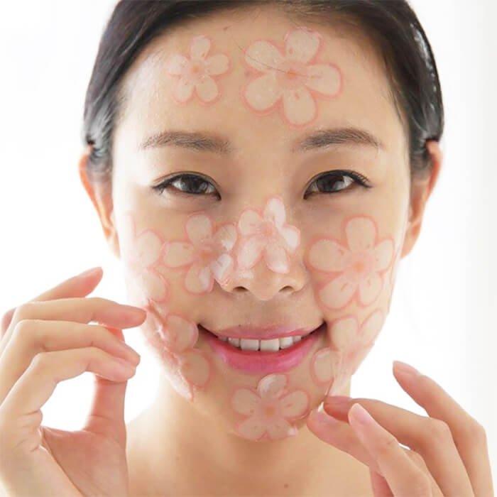 Тканевая маска Kocostar Slice Mask Sheet - Cherry Blossom