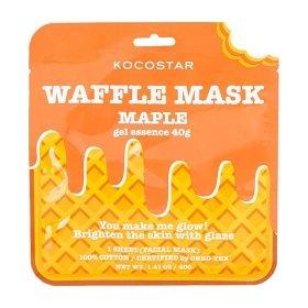 Тканевая маска Kocostar Waffle Mask Maple