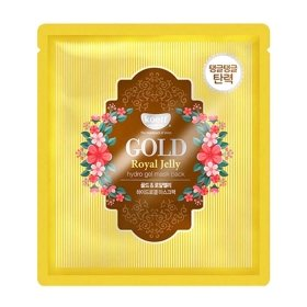 Гидрогелевая маска Koelf Gold & Royal Jelly Hydrogel Mask Pack