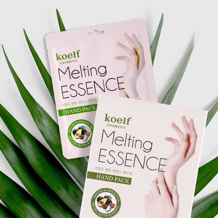Маска для рук Koelf Melting Essence Hand Mask