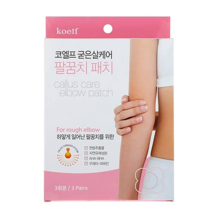 Патчи для локтей Koelf Callus Care Elbow Patch (1 пара)