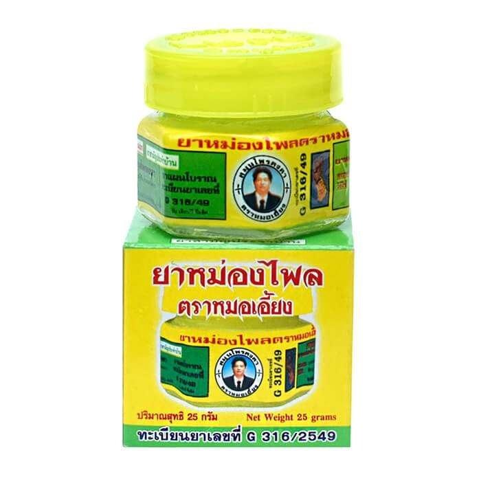 Бальзам для тела Kongka Balm Phlai