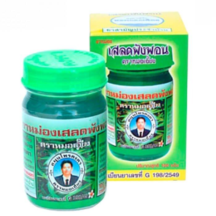 Бальзам для тела Kongka Balm Salet Phangphon (100 г)