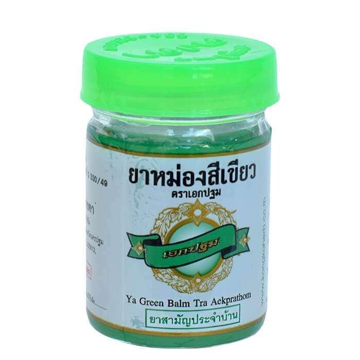 Бальзам для тела Kongka Ya Green Balm Tra Aekprathom