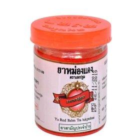 Бальзам для тела Kongka Ya Red Balm Tra Aekprathom (50 г)