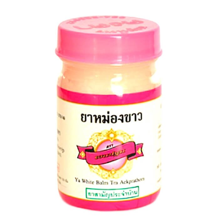 Бальзам для тела Kongka Ya White Balm Tra Aekprathom (100 г)