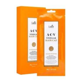Маска-шапочка для волос La'dor ACV Vinegar Hair Cap (5 шт.)