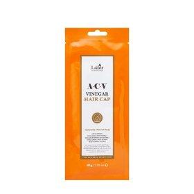 Маска-шапочка для волос La'dor ACV Vinegar Hair Cap (1 шт.)