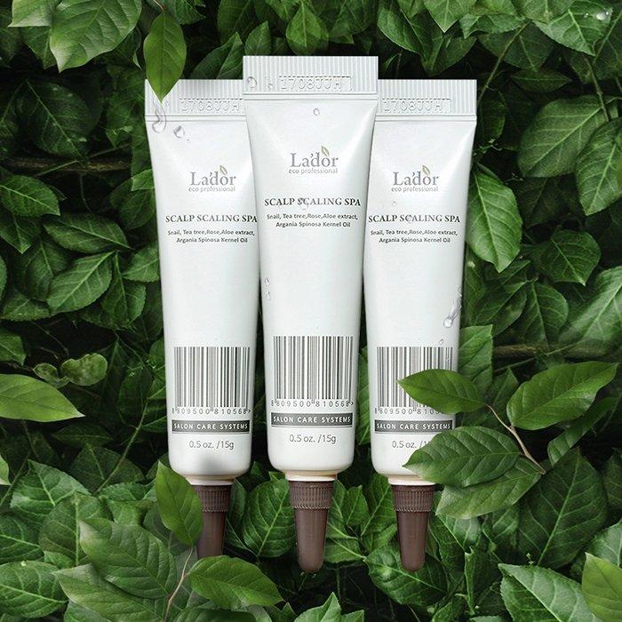 Пилинг для кожи головы La'dor Scalp Scaling Spa (15 мл)
