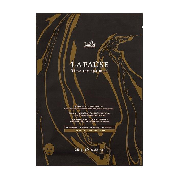 Тканевая маска La'dor La-Pause Time Tox Spa Mask