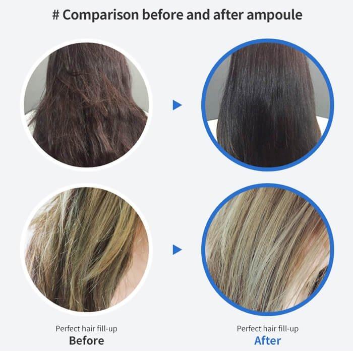 Филлер для волос La'dor Perfect Hair Fill-Up (4 шт)