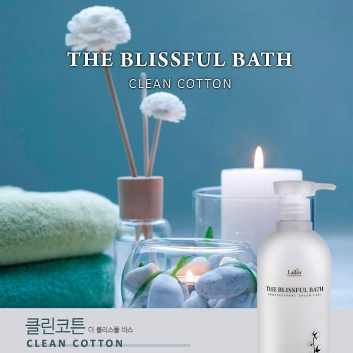 Гель для душа La'dor The Blissful Bath - Cotton