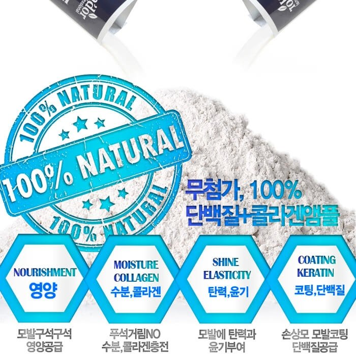 Маска для волос La'dor Keratin Perfect Mix Powder