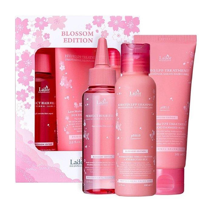 Набор для волос La'dor Blossom Edition