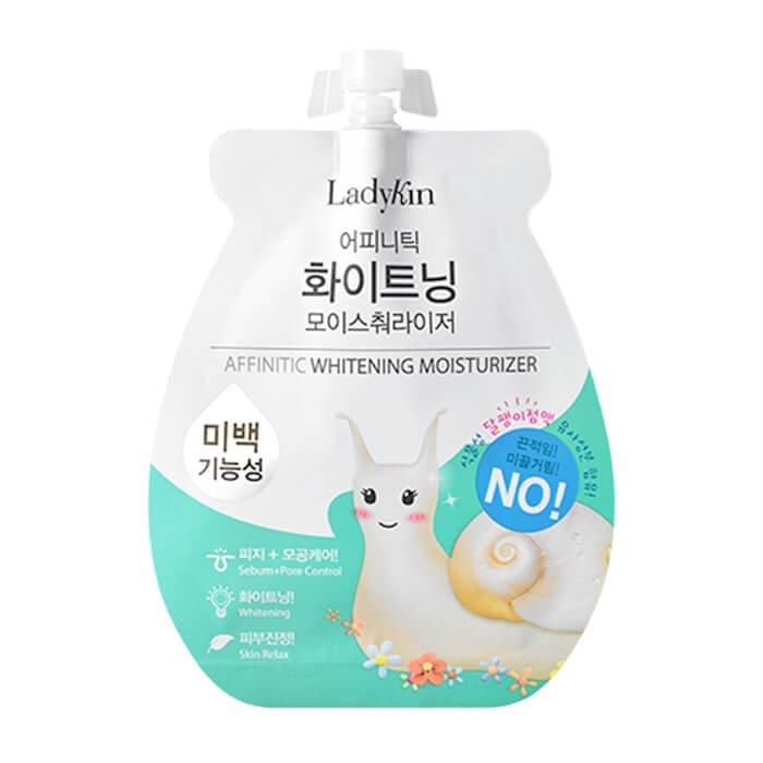 Гель для лица Ladykin Affinitic Whitening Moisturizer (10 мл)