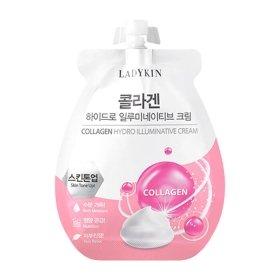 Крем для лица Ladykin Collagen Hydro Illuminative Cream (10 мл)