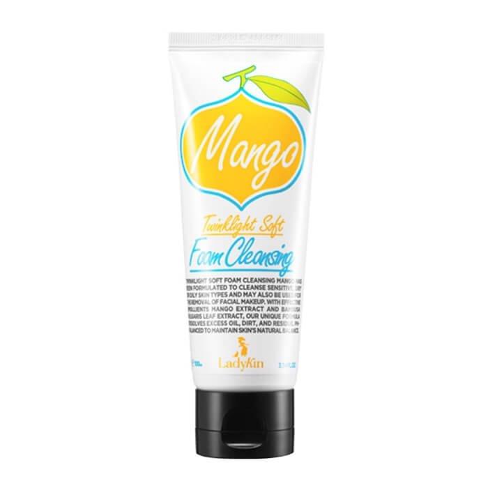 Очищающая пенка Ladykin Twinklight Soft Foam Cleansing - Mango