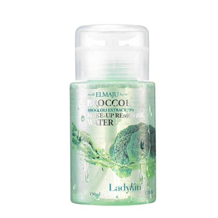 Жидкость для снятия макияжа Ladykin Elmaju Broccoli Removing Water