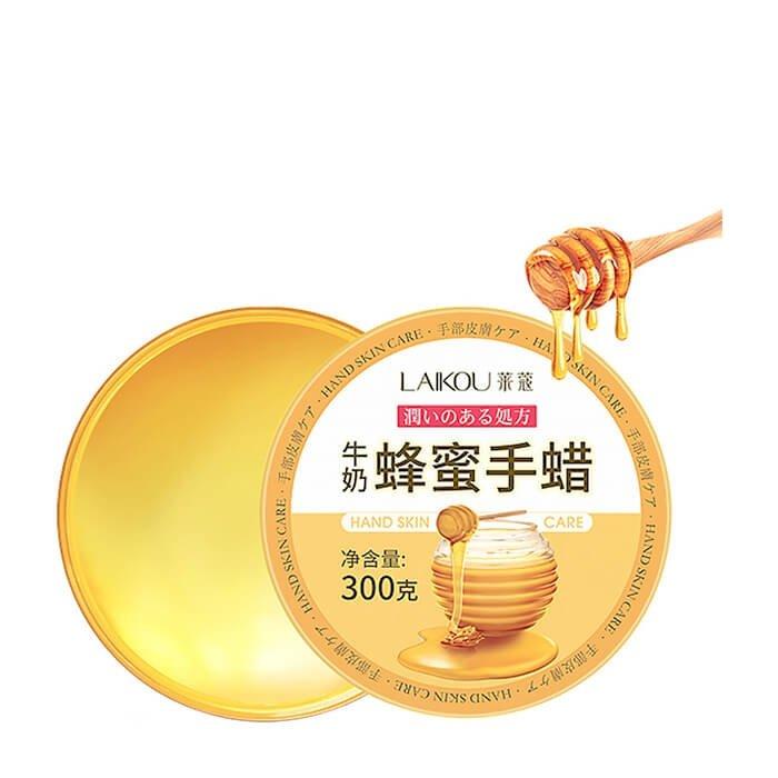 Маска для рук Laikou Hand Skin Care Honey Pack
