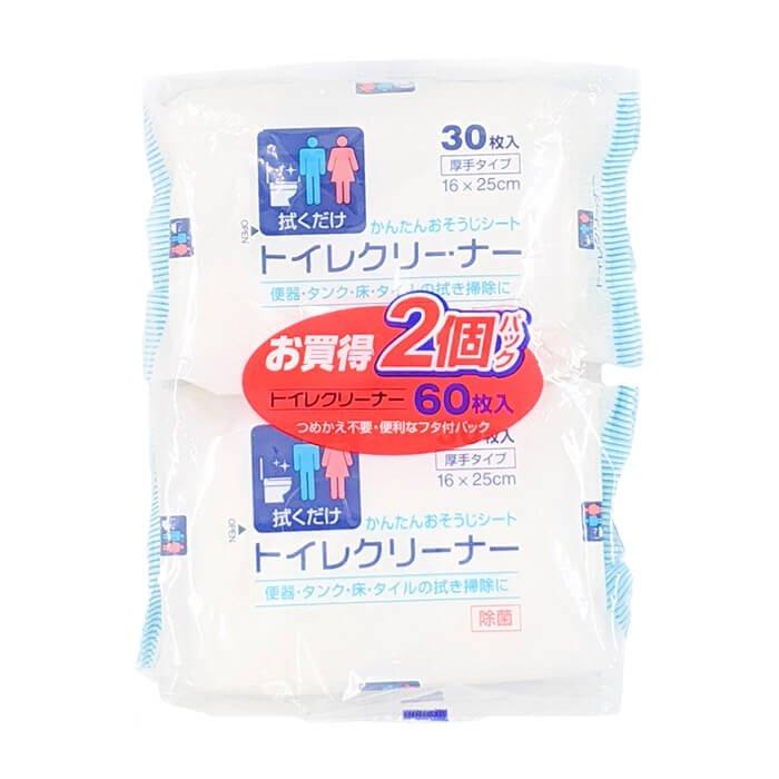 Влажные салфетки для уборки Life-Do Toilet Cleaner
