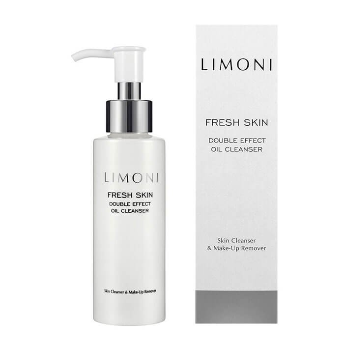 Гидрофильное масло Limoni Fresh Skin Double Effect Oil Cleanser