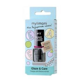 Глазурь для блеска ногтей Limoni Glaze & Care