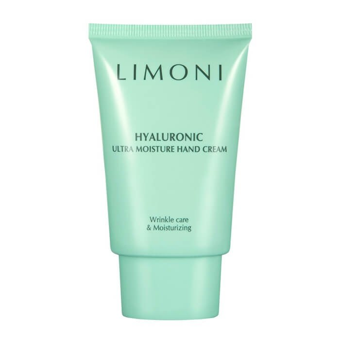 Крем для рук Limoni Hyaluronic Ultra Moisture Hand Cream